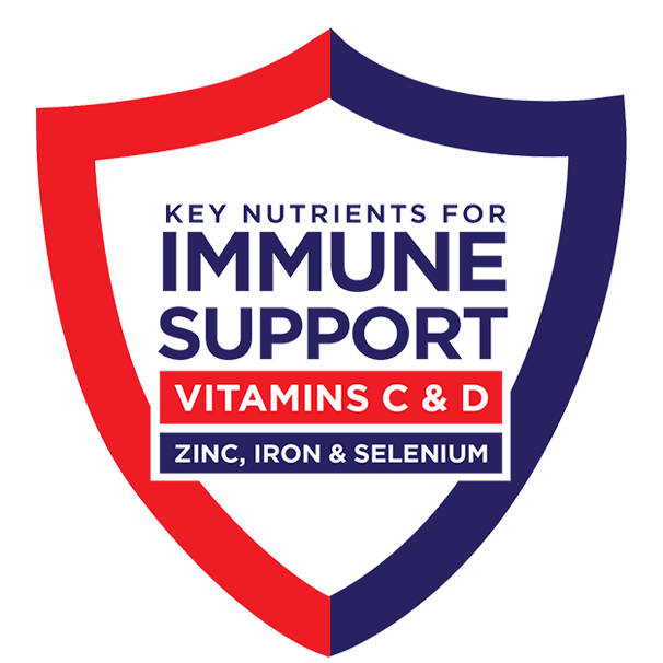 Key nutrients for inmune support